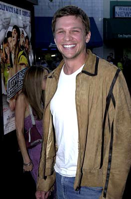 Premiere: Marc Blucas at the Westwood premiere of Dimension's Jay and Silent Bob Strike Back - 8/15/2001
