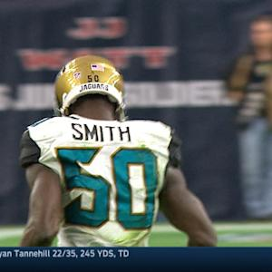 Week 17: Jacksonville Jaguars linebacker Telvin Smith highlights