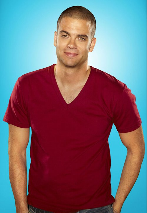 "Mark Salling returns as Puck in season 2 of ""Glee."""