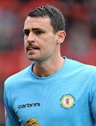Crewe goalkeeper Steve Phillips will miss the start of the season through injury