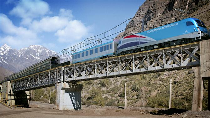 Tunneling through the Andes to speed global trade