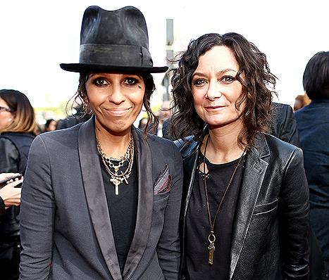 Sara Gilbert Gives Birth, Welcomes First Child With Wife Linda Perry: See the First Photo of Baby Son Rhodes
