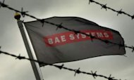 BAE Half Year Sales Down 10% Compared To 2011