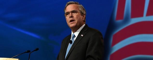 Jeb and the myth of the Sister Souljah moment
