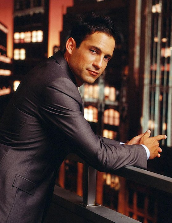 Enrique Murciano stars as Danny Taylor in Without A Trace on CBS. 