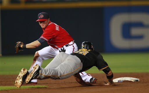 Braves beat Pirates for 13th win in last 16 games