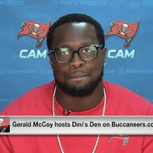 Tampa Bay Buccaneers defensive tackle Gerald McCoy: It was a tough start to the season