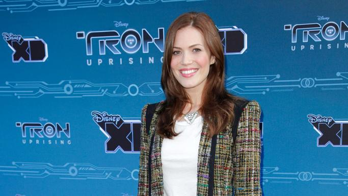 "Disney XD's ""TRON: Uprising"" Press Event - Mandy Moore"
