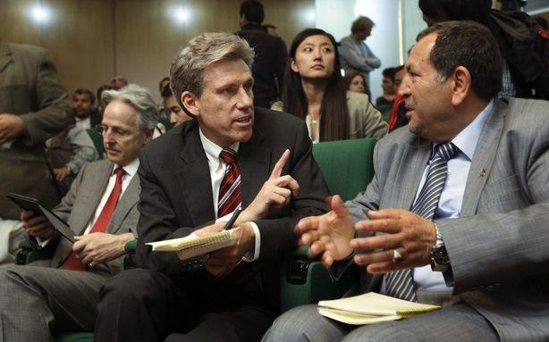 Christopher Stevens' Dad: Politicizing Son's Death Would Be 'Abhorrent'
