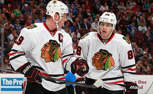 Stanley Cup 2013: Blackhawks search for offense by reuniting Toews, Kane