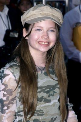 Daveigh Chase at the LA premiere of Walt Disney's Pirates Of The Caribbean: The Curse of the Black Pearl