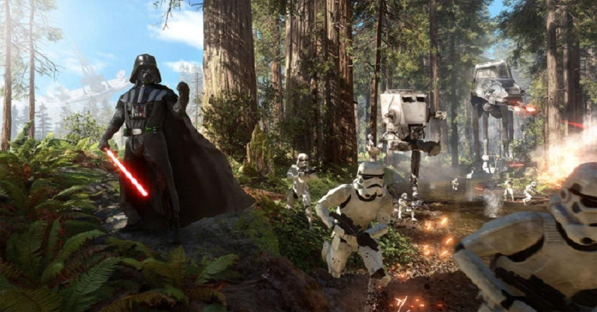 Players Who Killed the Star Wars Battlefront Beta