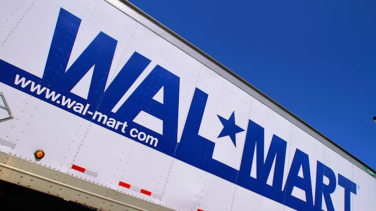 Wal-Mart raises stake for holiday season's start