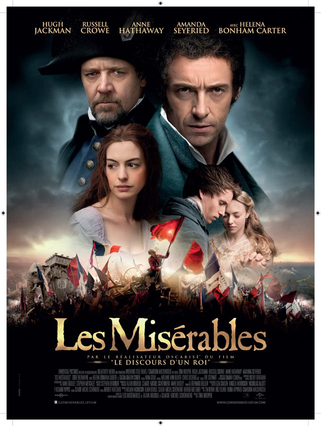 film Les Misérables (2012) en streaming