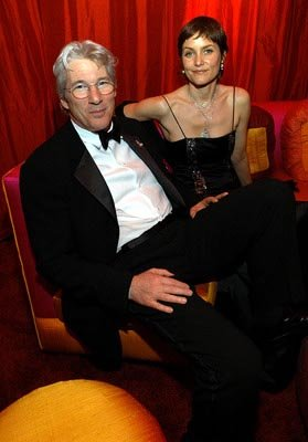 Richard Gere, Carey Lowell