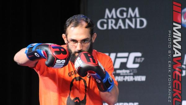 UFC 167 Medical Suspensions: Johny Hendricks, Three Others, Could Be Sidelined for Six Months