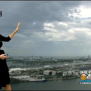 CBSMiami.com Weather @ Your Desk 7/22/14 12:30 PM