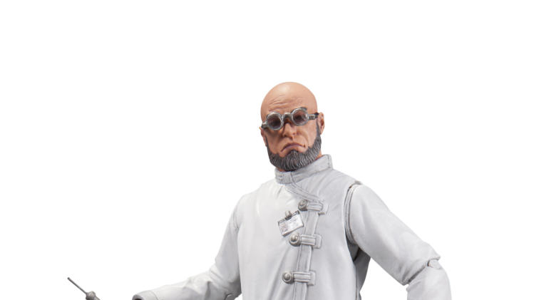 Batman Arkham City: Hugo Strange