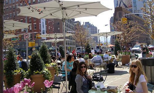 Make Way For People: Mapping Every Single New York City Pedestrian Plaza