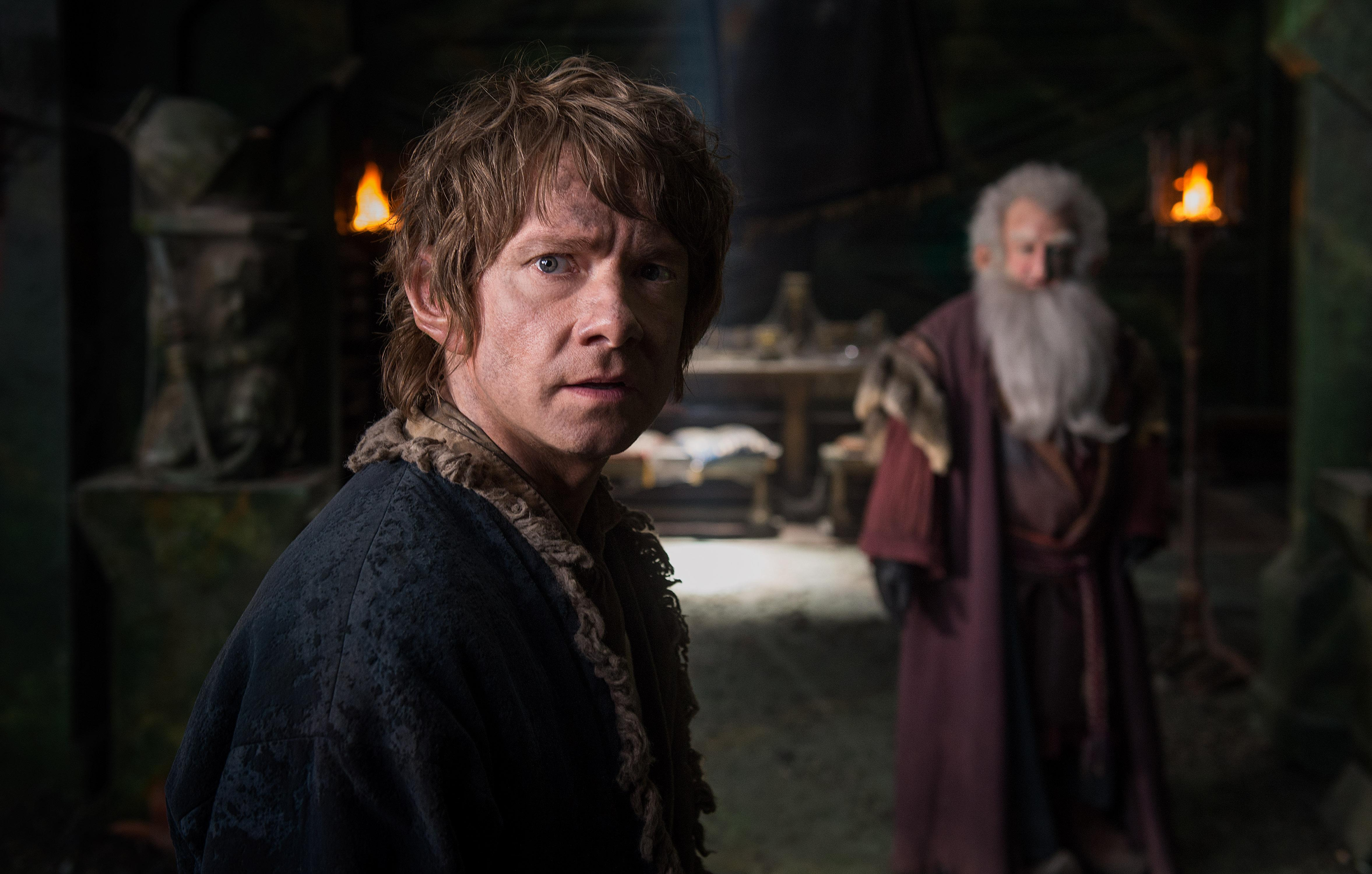 Review: 'The Hobbit' wraps with a Middle-earth melee