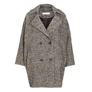 Looking to invest in an overcoat that will last but don't want to spend a fortune? Our key edit of the best warm winter coats direct from the high street will see you through the colder months in style. From wool coats to parkas and black coats to a more statement pastel number, we've rounded up a selection of our favourite mid length high street winter coatsthat will translate easily from your weekend wardrobe to weekday looks