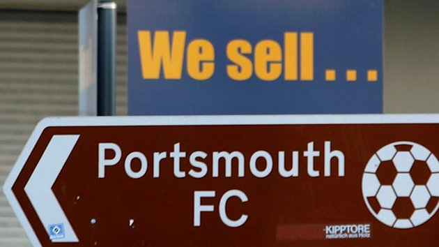 Portsmouth financial trouble