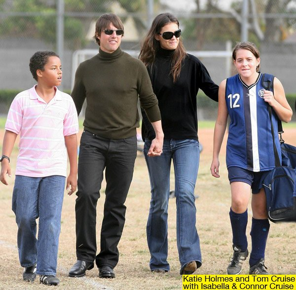 Tom Cruise&#x2019;s Kids, Connor &amp; Isabella, Have Not Talked To Katie Holmes Since Divorce &#x2014; New Report
