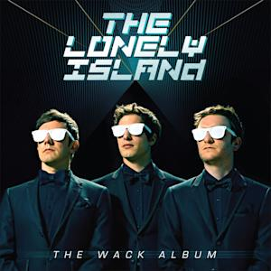 "This CD cover image released by Republic Records shows ""The Wack Album,"" by The Lonely Island. (AP Photo/Republic Records)"