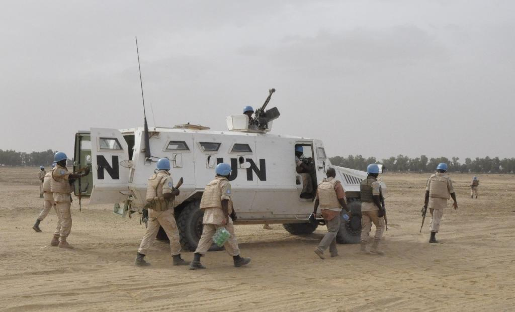 Three wounded as UN convoy triggers landmines in Mali