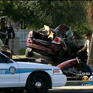 Crash Kills Woman After Her Car Collided With Semi-Truck