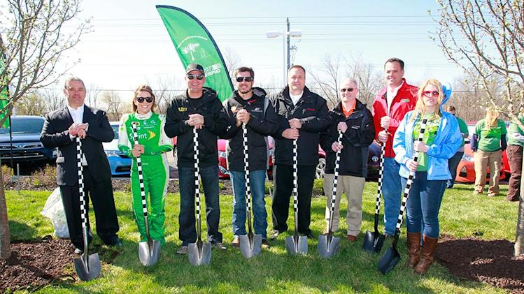 Earth Day is every day for NASCAR, industry
