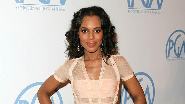 Kerry Washington PGA Awards