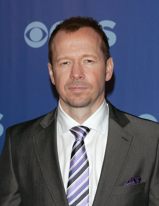 Donnie Wahlberg (&quot;Blue Bloods&quot;) attends the 2010 CBS Upfront at The Tent at Lincoln Center on May 19, 2010 in New York City. 