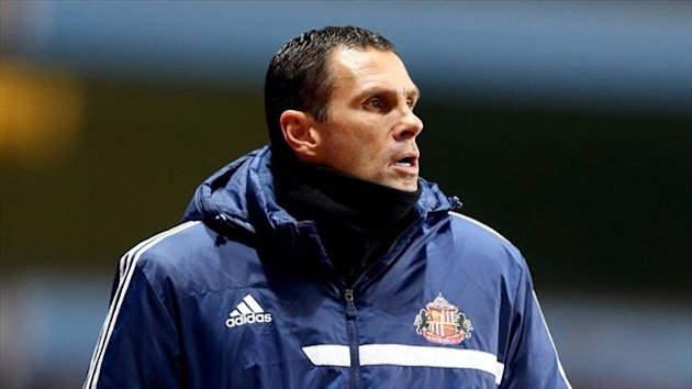 Gus Poyet wants Sunderland to boost morale by taking the scalp of Chelsea in the Capital One Cup