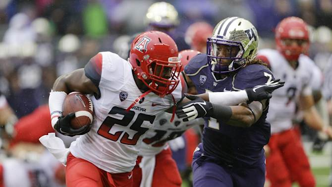 Thompson coming off best game for No. 15 Huskies