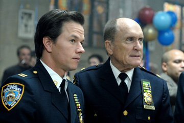 Mark Wahlberg and Robert Duvall in Columbia Pictures' We Own the Night