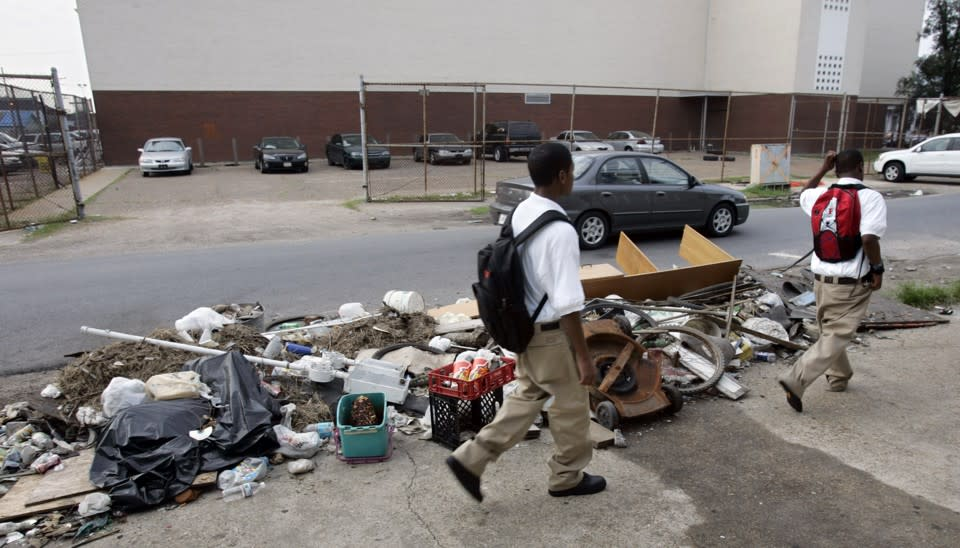 What a Decade Has Done for New Orleans's Schools