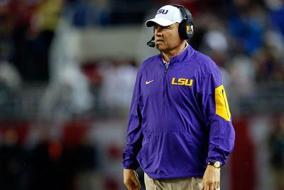 ​Les Miles indicates Texas A&M game is his last with LSU, per multiple reports