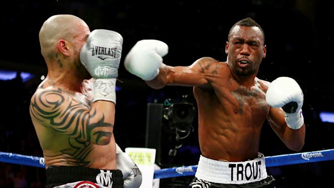 Austin Trout v Miguel Cotto