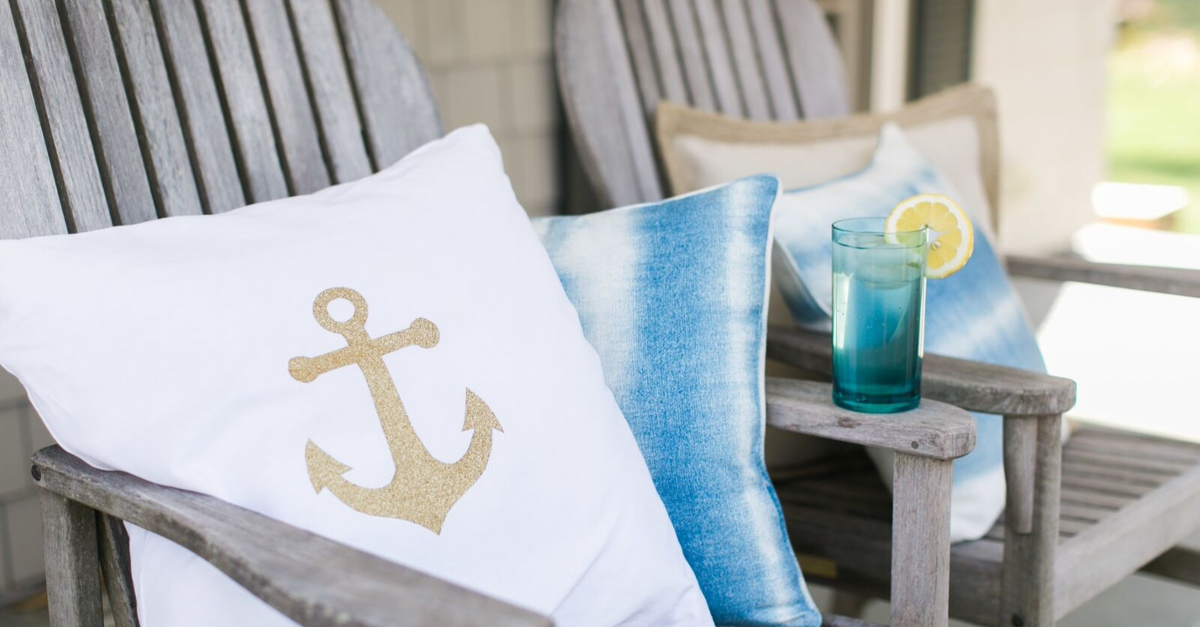 Get An Outdoor Refresh With Pier 1 Imports Pillows