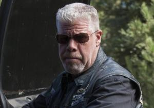 Sons of Anarchy's Ron Perlman on Clay's 'Cathartic' Breakdown and Potential Comeback