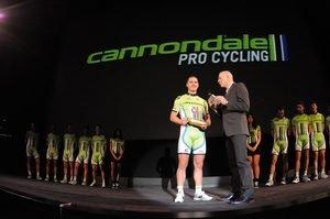 SUGOI Announces 2013 Apparel Sponsorship of Cannondale Pro Cycling Team
