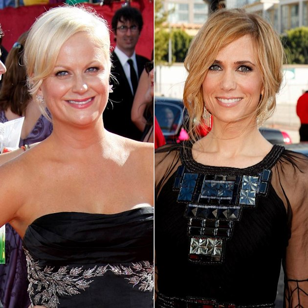 Five Film Facts 'Bridesmaids' Poehler Wiig