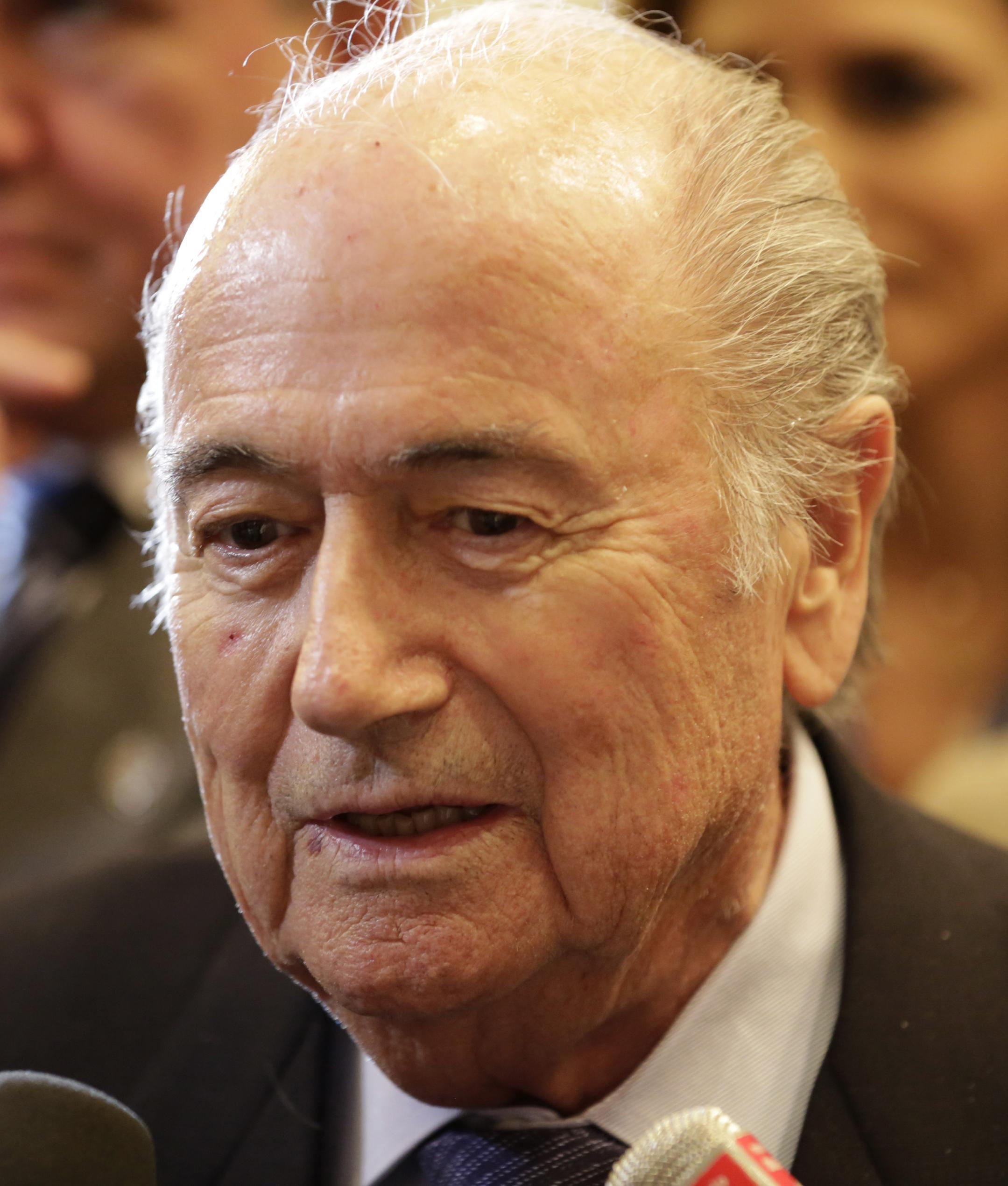 FIFA to study Israel-Palestinians dispute on election day