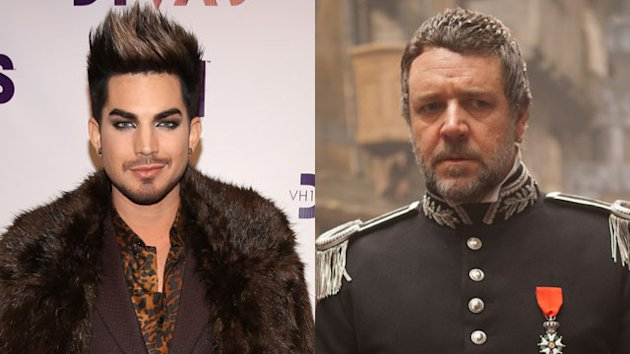 UPDATE: Lambert Slams 'Les Mis,' Crowe Responds