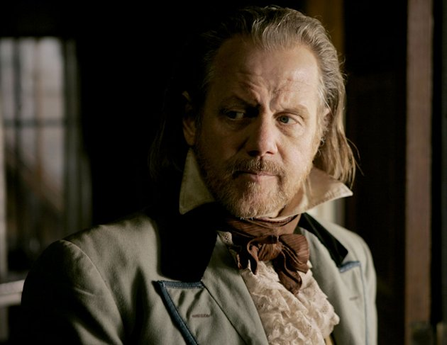 William Sanderson stars in Deadwood on HBO. 