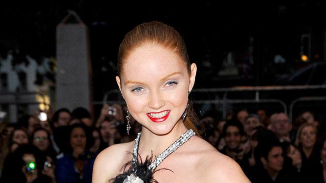 The Imaginarium Of Doctor Parnassus UK Premiere 2009 Lily Cole
