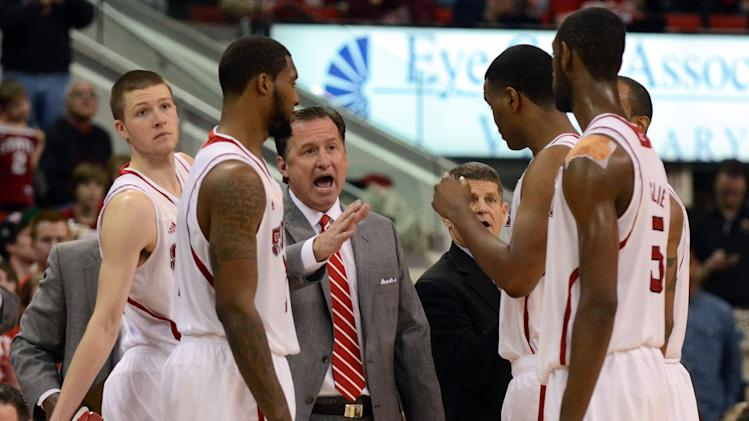 NCAA Basketball: Virginia Tech at North Carolina State