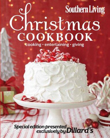 Dillard's Offers Exclusive Southern Living Christmas Cookbook to Benefit Ronald McDonald House Charities
