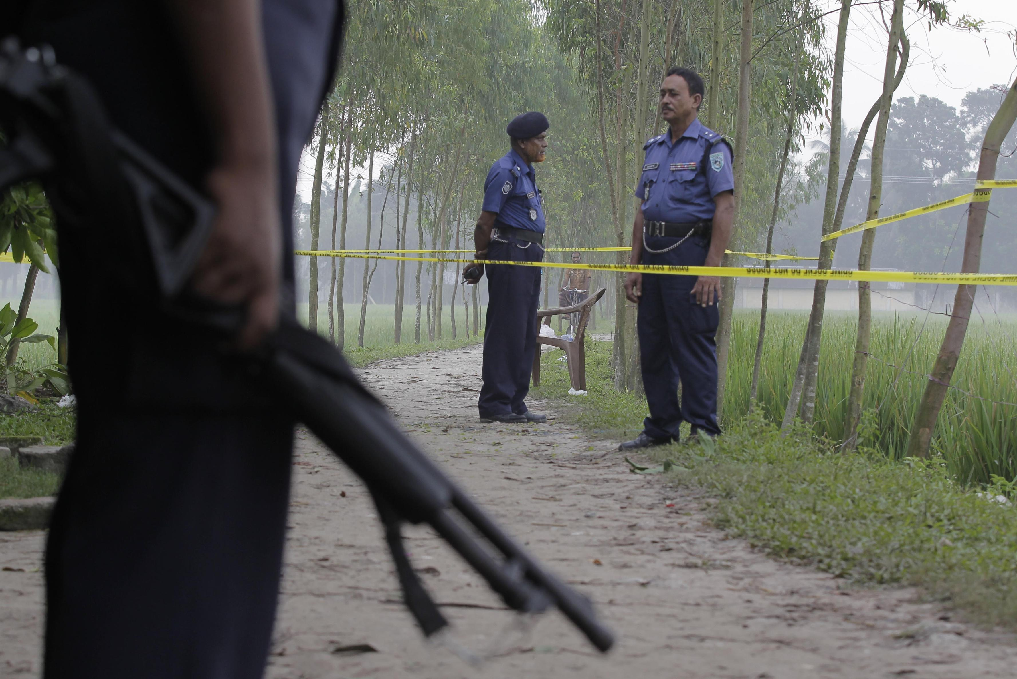 Bangladesh rejects IS claim of killing Japanese man